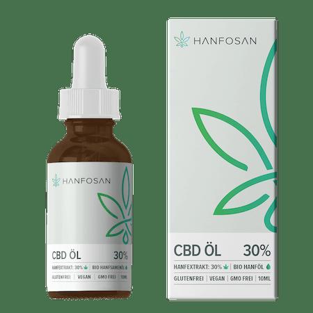 CBD Öl 30 % · 10 ml