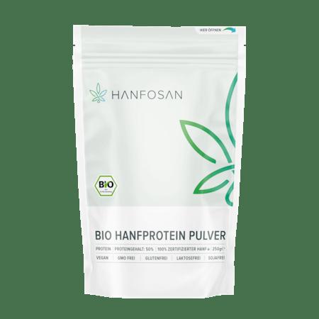 Bio Hanfprotein 500 g