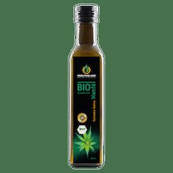 Bio Hanföl mit goldener DLG-Prämierung · Hanfosan