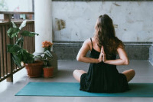 CBD und Yoga