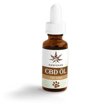 CBD Hanföl für Tiere 3 % · 10 ml