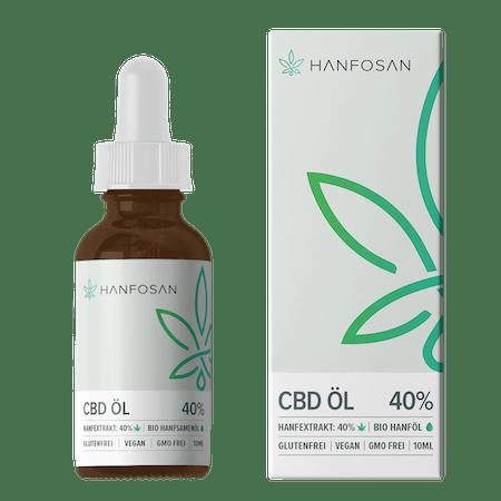 CBD Öl 40 % · 10 ml