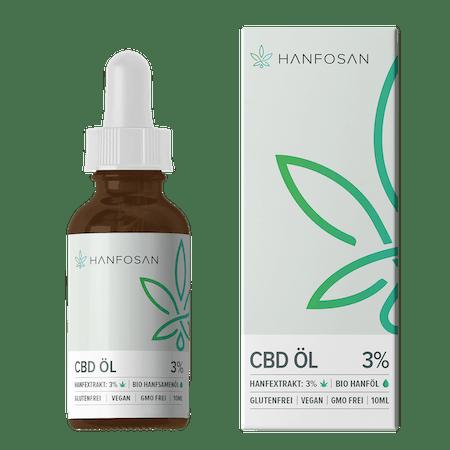 CBD Öl 3 % · 10 ml