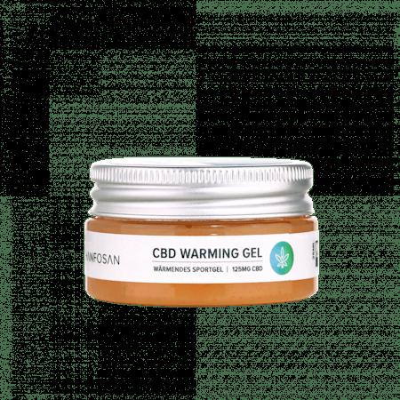 CBD Warming Gel · 25 ml